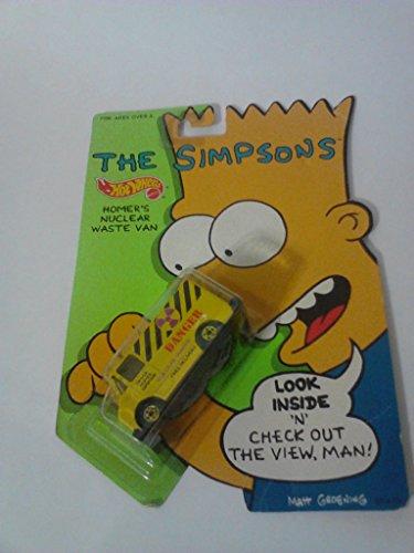 ホットウィール マテル ミニカー ホットウイール 9114 【送料無料】Hot Wheels The Simpsons