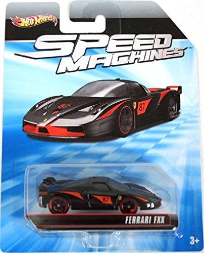 ホットウィール マテル ミニカー ホットウイール Hot Wheels Speed Machines - Ferrari FXXホットウィール マテル ミニカー ホットウイール