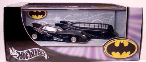 ホットウィール マテル ミニカー ホットウイール B5991-0 Hot Wheels Batmobile TV 2-Car Set with Limited Edition 1:64 Scale Collectible Die Cast Metal Toy Car Models #1ホットウィール マテル ミニカー ホットウイール B5991-0