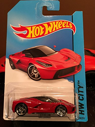 ホットウィール マテル ミニカー ホットウイール Hot Wheels 2014 Hw City 38/250 - Laferrariホットウィール マテル ミニカー ホットウイール