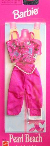 バービー バービー人形 着せ替え 衣装 ドレス 68645 Barbie Pearl Beach Fashions (1997 Arcotoys, Mattel)バービー バービー人形 着せ替え 衣装 ドレス 68645