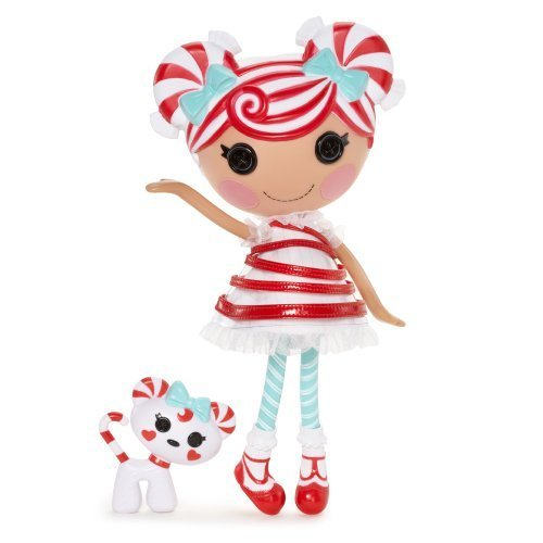 ララループシー 人形 ドール Import Rararupushi doll Doll Lalaloopsy Doll - Mint E Stripes [parallel import goods]ララループシー 人形 ドール