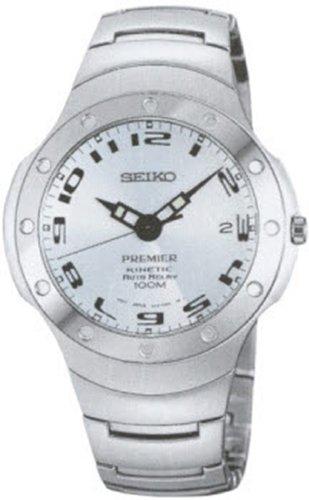 腕時計 セイコー メンズ 【送料無料】Seiko Men's Watch SMA181腕時計 セイコー メンズ