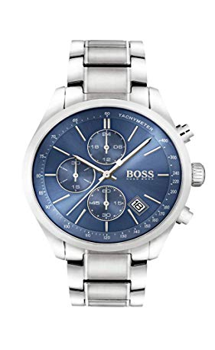 ヒューゴボス 高級腕時計 メンズ 1513478 【送料無料】Boss GRAND PRIX 1513478 Mens Chronograph Classic Designヒューゴボス 高級腕時計 メンズ 1513478