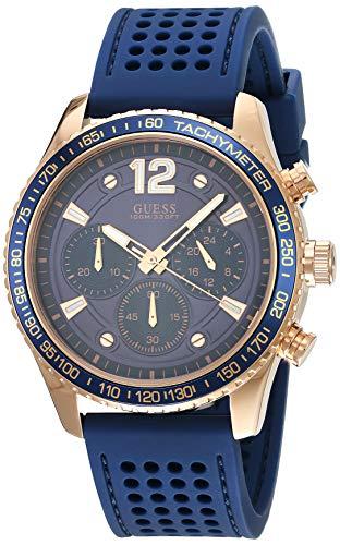 ゲス GUESS 腕時計 メンズ W0971G3 【送料無料】GUESS W0971G3 Rose Gold/Blue One Sizeゲス GUESS 腕時計 メンズ W0971G3