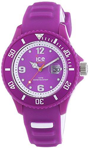 アイスウォッチ 腕時計 メンズ かわいい SUN.NPE.U.S.14 【送料無料】Ice-Watch - Ice-Sunshine - Neon Purple - Unisex (43mm)アイスウォッチ 腕時計 メンズ かわいい SUN.NPE.U.S.14