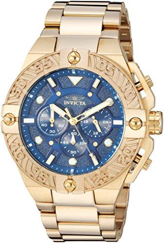 インヴィクタ インビクタ プロダイバー 腕時計 メンズ 25829 【送料無料】Invicta Men's Pro Diver Quartz Watch with Stainless-Steel Strap, Gold, 27 (Model: 25829)インヴィクタ インビクタ プロダイバー 腕時計 メンズ 25829