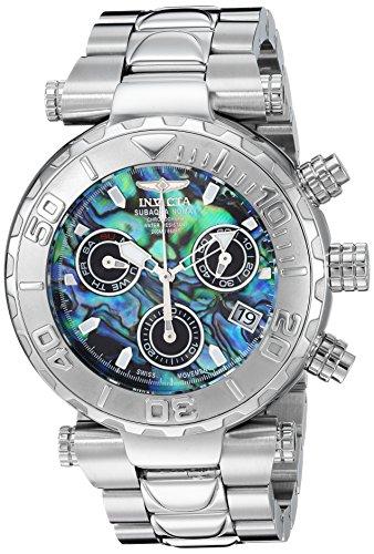 インヴィクタ インビクタ サブアクア 腕時計 メンズ 25798 Invicta Men's Subaqua Quartz Watch with Stainless-Steel Strap, Silver, 24 (Model: 25798)インヴィクタ インビクタ サブアクア 腕時計 メンズ 25798