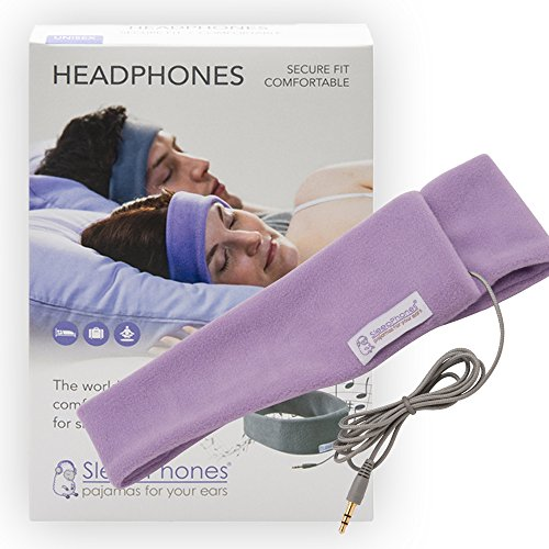 海外輸入ヘッドホン ヘッドフォン イヤホン 海外 輸入 SP6 SleepPhones Classic Headphones | Ultra Thin Speakers in Lightweight & Comfortable Headband | 4 Foot Braided Cable Connects to Audio Devices 海外輸入ヘッドホン ヘッドフォン イヤホン 海外 輸入 SP6
