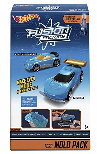 ホットウィール マテル ミニカー ホットウイール DLH09 【送料無料】Hot Wheels Fusion Factory Ford Mold Packホットウィール マテル ミニカー ホットウイール DLH09