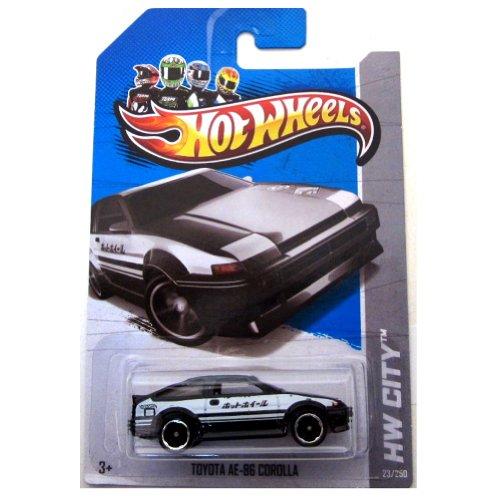 ホットウィール マテル ミニカー ホットウイール 【送料無料】2013 Hot Wheels (23/250) Toyota AE-86 Corollaホットウィール マテル ミニカー ホットウイール