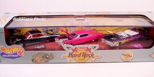 ホットウィール マテル ミニカー ホットウイール 【送料無料】Hot Wheels Hard Rock Cafe - Cool Classics Series 2ホットウィール マテル ミニカー ホットウイール