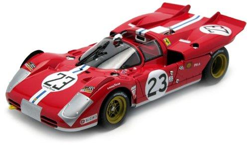 ホットウィール マテル ミニカー ホットウイール T6930 Hot Wheels Elite Ferrari 512S 24 Hours of Daytona, 1971ホットウィール マテル ミニカー ホットウイール T6930