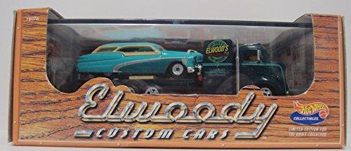ホットウィール マテル ミニカー ホットウイール Hot Wheels Elwoody's Custom Cars Numbered Limited Edition Set By Mattelホットウィール マテル ミニカー ホットウイール