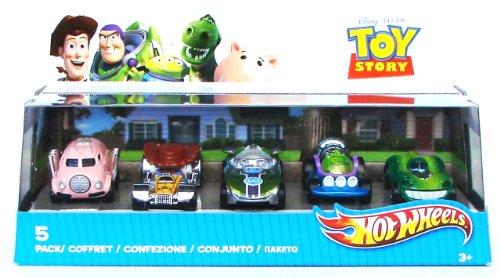ホットウィール マテル ミニカー ホットウイール V8598 【送料無料】ETEPON Hot Wheels Toy Story 5 Car Pack - Styles May Varyホットウィール マテル ミニカー ホットウイール V8598