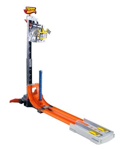 ホットウィール マテル ミニカー ホットウイール X9283 Hot Wheels Team Hot Wheels Vertical Velocity Track Setホットウィール マテル ミニカー ホットウイール X9283