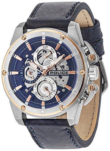 ポリス 腕時計 メンズ 14688JSTR/03 【送料無料】Police SPLINTER PL14688JSTR.03 Mens Wristwatch Design Highlightポリス 腕時計 メンズ 14688JSTR/03
