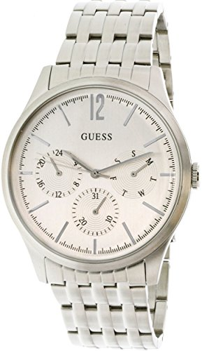 ゲス GUESS 腕時計 メンズ U0995G1 Guess Men's U0995G1 Silver Metal Quartz Fashion Watchゲス GUESS 腕時計 メンズ U0995G1