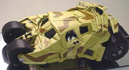 ホットウィール マテル ミニカー ホットウイール 【送料無料】Hot Wheels 2005 Batmobile diecast Model car 1:18 Scale diecast Desert Camouflageホットウィール マテル ミニカー ホットウイール