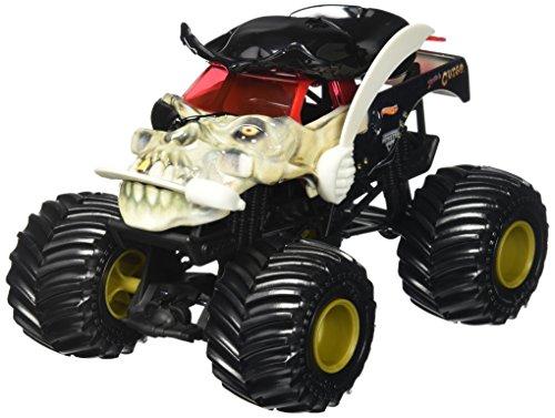 ホットウィール マテル ミニカー ホットウイール DHY73 【送料無料】Hot Wheels Monster Jam Pirate's Curseホットウィール マテル ミニカー ホットウイール DHY73