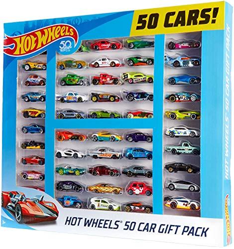 ホットウィール マテル ミニカー ホットウイール 【送料無料】Hot Wheels 50 Car Gift Packホットウィール マテル ミニカー ホットウイール