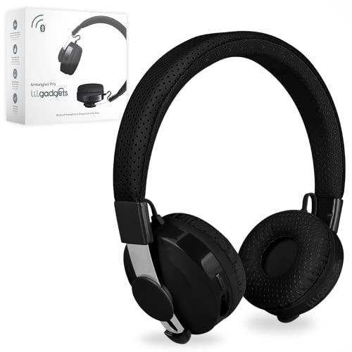 海外輸入ヘッドホン ヘッドフォン イヤホン 海外 輸入 LGUT-02 LilGadgets Untangled PRO Kids Premium Wireless Bluetooth Headphones with SharePort (Children) - Black海外輸入ヘッドホン ヘッドフォン イヤホン 海外 輸入 LGUT-02