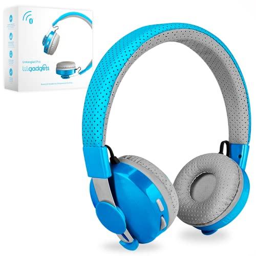 海外輸入ヘッドホン ヘッドフォン イヤホン 海外 輸入 LGUT-03-BE LilGadgets Untangled PRO Kids Premium Wireless Bluetooth Headphones with SharePort (Children) - Blue海外輸入ヘッドホン ヘッドフォン イヤホン 海外 輸入 LGUT-03-BE