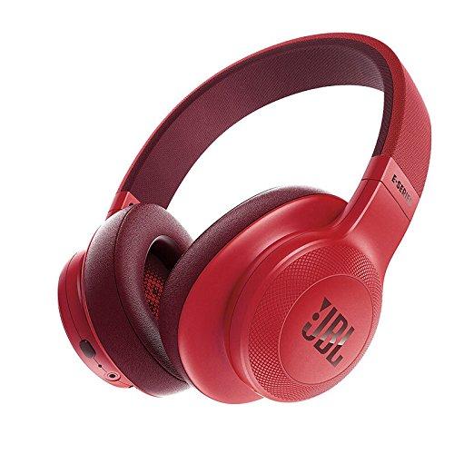 海外輸入ヘッドホン ヘッドフォン イヤホン 海外 輸入 E55 JBL E55BT Over-Ear Wireless Headphones Red海外輸入ヘッドホン ヘッドフォン イヤホン 海外 輸入 E55