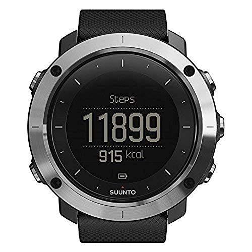 スント 腕時計 アウトドア メンズ アウトドアウォッチ特集 SS021843000 SUUNTO Traverse Blackスント 腕時計 アウトドア メンズ アウトドアウォッチ特集 SS021843000