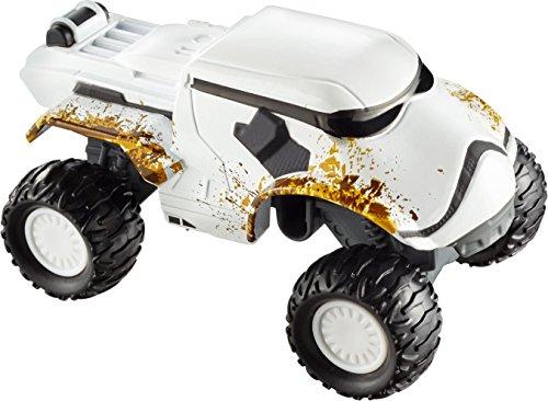 ホットウィール マテル ミニカー ホットウイール FCY99 Hot Wheels Star Wars All-Terrain First Order Stormtrooper Vehicleホットウィール マテル ミニカー ホットウイール FCY99