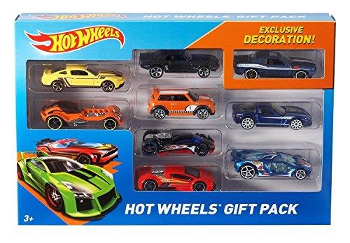 ホットウィール マテル ミニカー ホットウイール Hot Wheels 9-Car Gift Pack (Styles May Vary) - Pack of 4ホットウィール マテル ミニカー ホットウイール