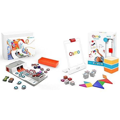 ホットウィール マテル ミニカー ホットウイール Osmo Hot Wheels MindRacers Game + Genius Kit for iPadホットウィール マテル ミニカー ホットウイール