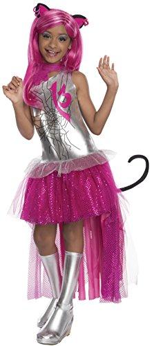 モンスターハイ 衣装 コスチューム コスプレ 610070_L Rubies Monster High Frights Camera Action Catty Noir Costume, Child Largeモンスターハイ 衣装 コスチューム コスプレ 610070_L
