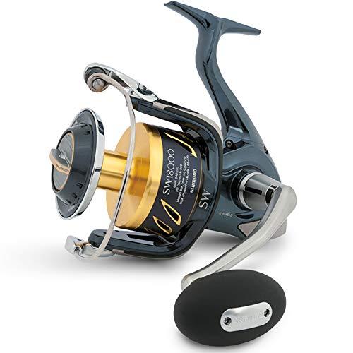 リール Shimano シマノ 釣り道具 フィッシング Shimano Stella SW STL18000SWBHG Spinning Fishing Reel, Gear Ratio: 5.7:1リール Shimano シマノ 釣り道具 フィッシング