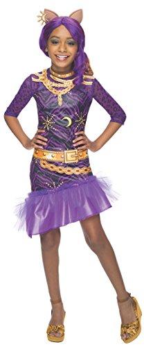 モンスターハイ 衣装 コスチューム コスプレ 610268_M Rubies Monster High Fright Camera Action Clawdeen Wolf Costume, Child Mediumモンスターハイ 衣装 コスチューム コスプレ 610268_M