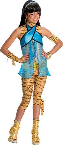 モンスターハイ 衣装 コスチューム コスプレ 884790-Medium 【送料無料】Monster High Cleo de Nile Costume - As Shown - Mediumモンスターハイ 衣装 コスチューム コスプレ 884790-Medium