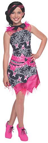 モンスターハイ 衣装 コスチューム コスプレ 610267_M Rubies Monster High Fright Camera Action Draculaura Costume, Child Mediumモンスターハイ 衣装 コスチューム コスプレ 610267_M