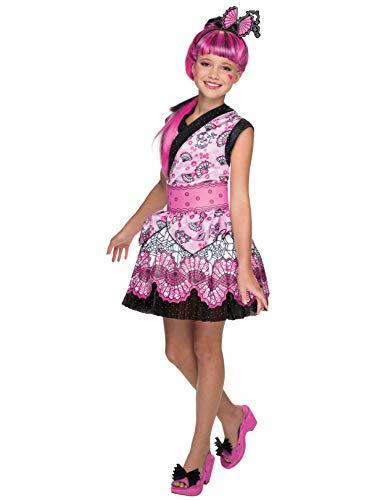 モンスターハイ 衣装 コスチューム コスプレ 610608_S Rubie's Costume Monster High Exchange Draculaura Child Costume, Smallモンスターハイ 衣装 コスチューム コスプレ 610608_S