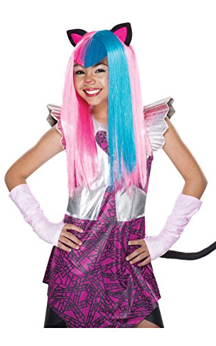 モンスターハイ 衣装 コスチューム コスプレ 36436_NS Rubie's Costume Monster High Boo York Catty Noir Child Wigモンスターハイ 衣装 コスチューム コスプレ 36436_NS