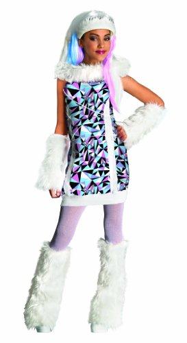 モンスターハイ 衣装 コスチューム コスプレ 881362 Monster High Abbey Bominable Costume - Mediumモンスターハイ 衣装 コスチューム コスプレ 881362