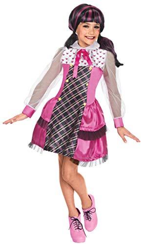 モンスターハイ 衣装 コスチューム コスプレ 610227_L 【送料無料】Rubie's Monster High Draculaura Children's Costumeモンスターハイ 衣装 コスチューム コスプレ 610227_L