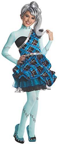 モンスターハイ 衣装 コスチューム コスプレ 880991S 【送料無料】Monster High Sweet 1600 Deluxe Frankie Stein Costume, Smallモンスターハイ 衣装 コスチューム コスプレ 880991S