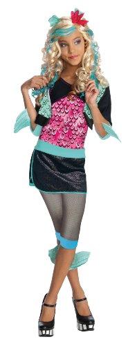 モンスターハイ 衣装 コスチューム コスプレ 884789-Large Monster High Lagoona Blue Costume - One Color - Largeモンスターハイ 衣装 コスチューム コスプレ 884789-Large