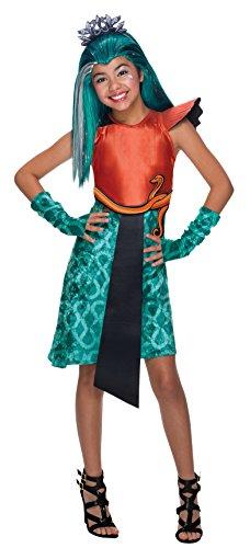 モンスターハイ 衣装 コスチューム コスプレ 610626_S Rubie's Costume Monster High Boo York Nefera De Nile Child Costume, Smallモンスターハイ 衣装 コスチューム コスプレ 610626_S
