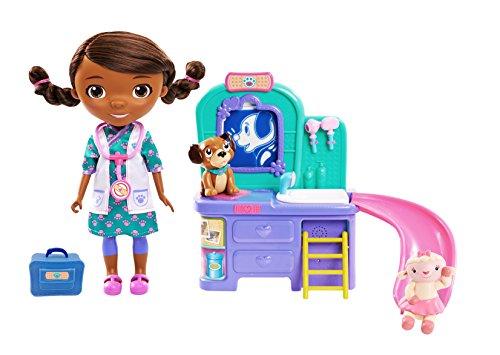ドックはおもちゃドクター ディズニーチャンネル ドックのおもちゃびょういん 91705 Doc McStuffins Pet Clinic Dollドックはおもちゃドクター ディズニーチャンネル ドックのおもちゃびょういん 91705