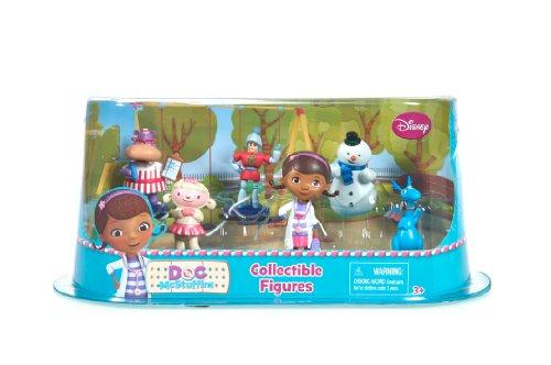 Figure 【送料無料】Doc ディズニーチャンネル ドックのおもちゃびょういん Deluxe ドックのおもちゃびょういん McStuffins ディズニーチャンネル Setドックはおもちゃドクター 90690 90690 ドックはおもちゃドクター