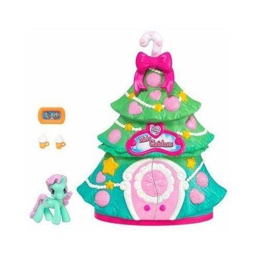 マイリトルポニー ハズブロ hasbro、おしゃれなポニー かわいいポニー ゆめかわいい 62611 My Little Pony A Very Minty Christmas Treeマイリトルポニー ハズブロ hasbro、おしゃれなポニー かわいいポニー ゆめかわいい 62611