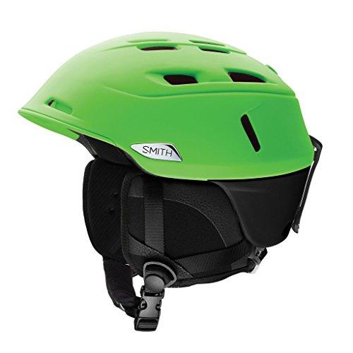 スノーボード ウィンタースポーツ 海外モデル ヨーロッパモデル アメリカモデル Smith 【送料無料】Smith Camber: Snow Helmet (Matte Reactor Black, Small)スノーボード ウィンタースポーツ 海外モデル ヨーロッパモデル アメリカモデル Smith