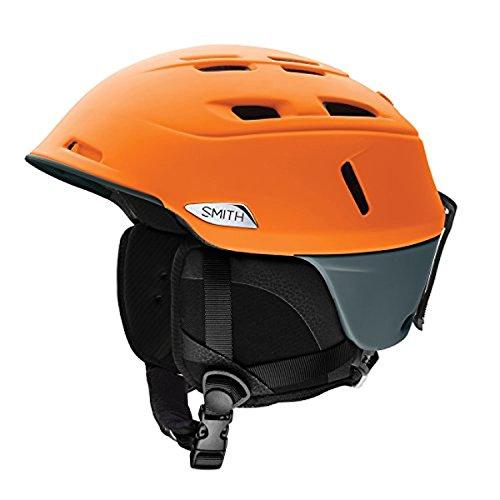 スノーボード ウィンタースポーツ 海外モデル ヨーロッパモデル アメリカモデル Smith Smith Optics Camber Adult Ski Snowmobile Helmet - Matte Solar Charcoal/Mediumスノーボード ウィンタースポーツ 海外モデル ヨーロッパモデル アメリカモデル Smith