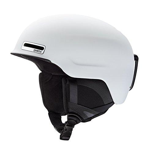 ヘルメット スケボー スケートボード 海外モデル 直輸入 Smith Optics Maze - Asian Fit Adult Ski Snowmobile Helmet - Matte White/Smallヘルメット スケボー スケートボード 海外モデル 直輸入